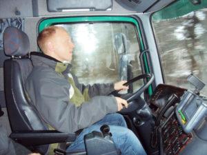 Berufskraftfahrerausbildung
