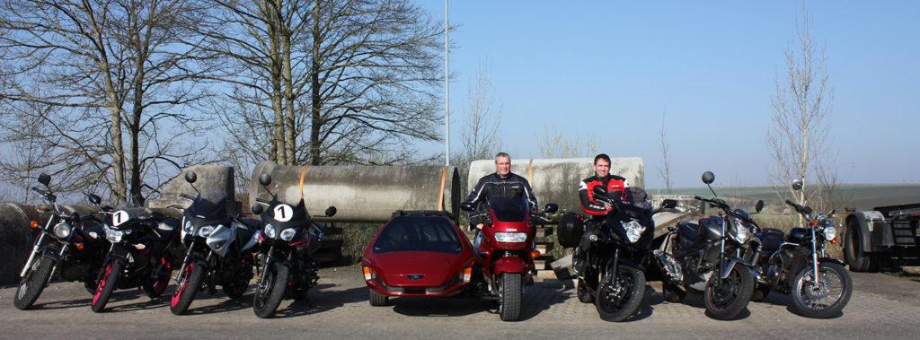 Zweiräder von Hahn & Fochs